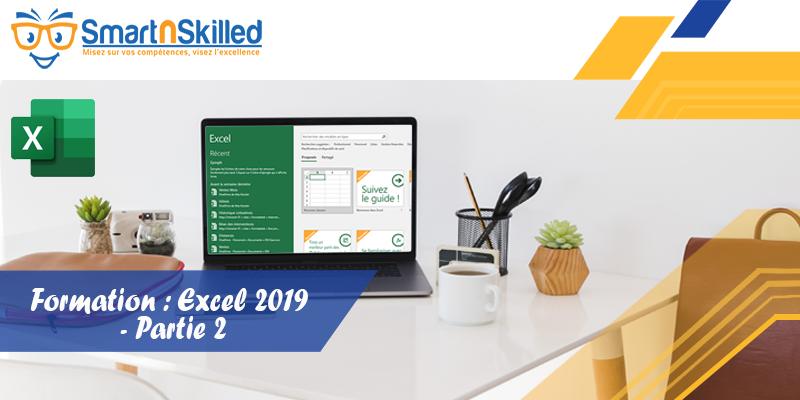 Excel 2019 - Partie 2