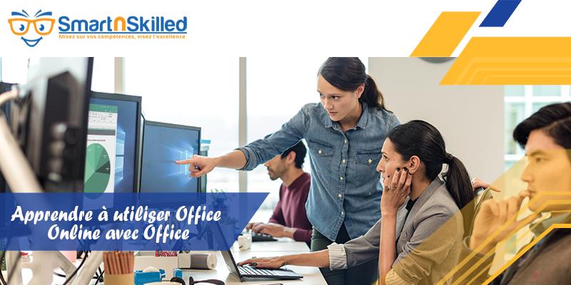 Apprendre à utiliser Office Online avec Office