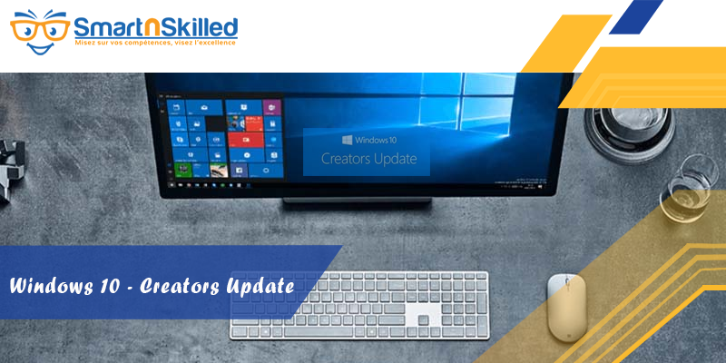 WINDOWS 10 - Ceator update