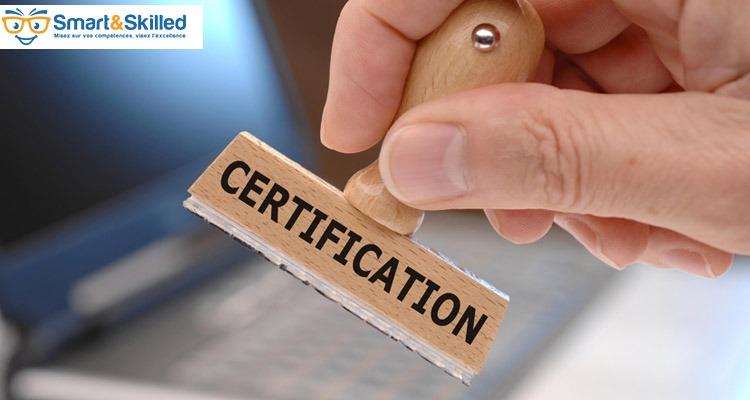 Inscription aux examens de certification