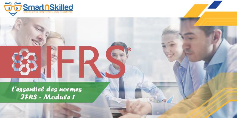 L'essentiel des normes IFRS - Module 1